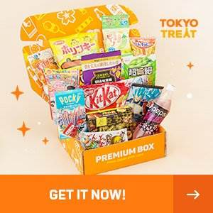 Japanese snacks delivered to your door!