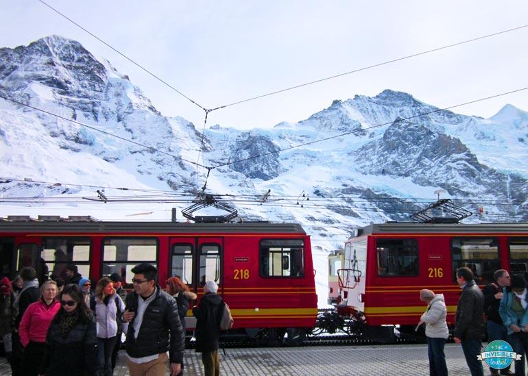 Voyages touristiques en Suisse en hiver | Le touriste invisible