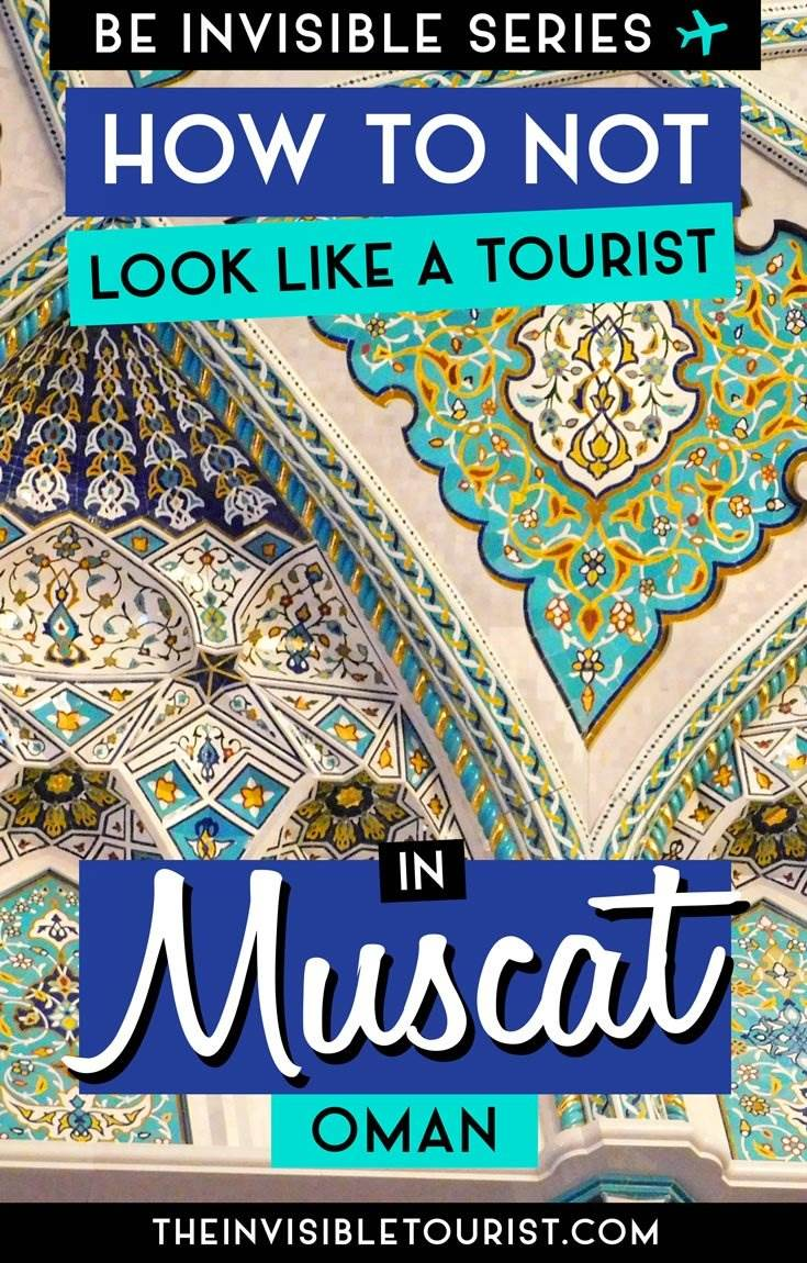 What to do in Muscat: 10 Tips to Experience Life in Oman