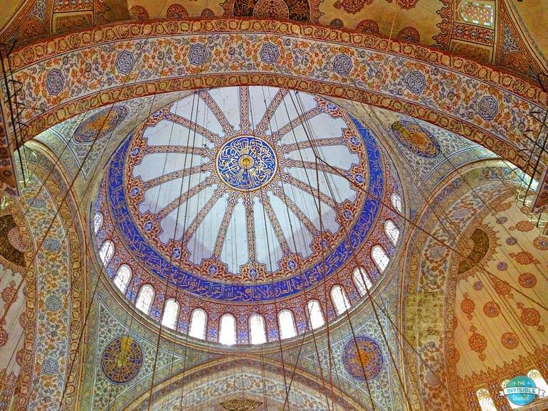 Blue Mosque in Turkey, Istanbul