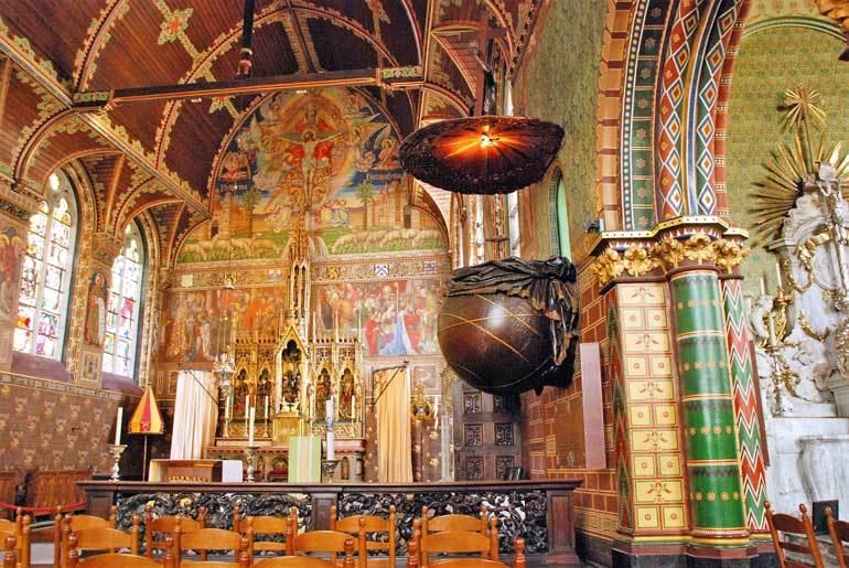 Basilica of Holy Blood, Bruges