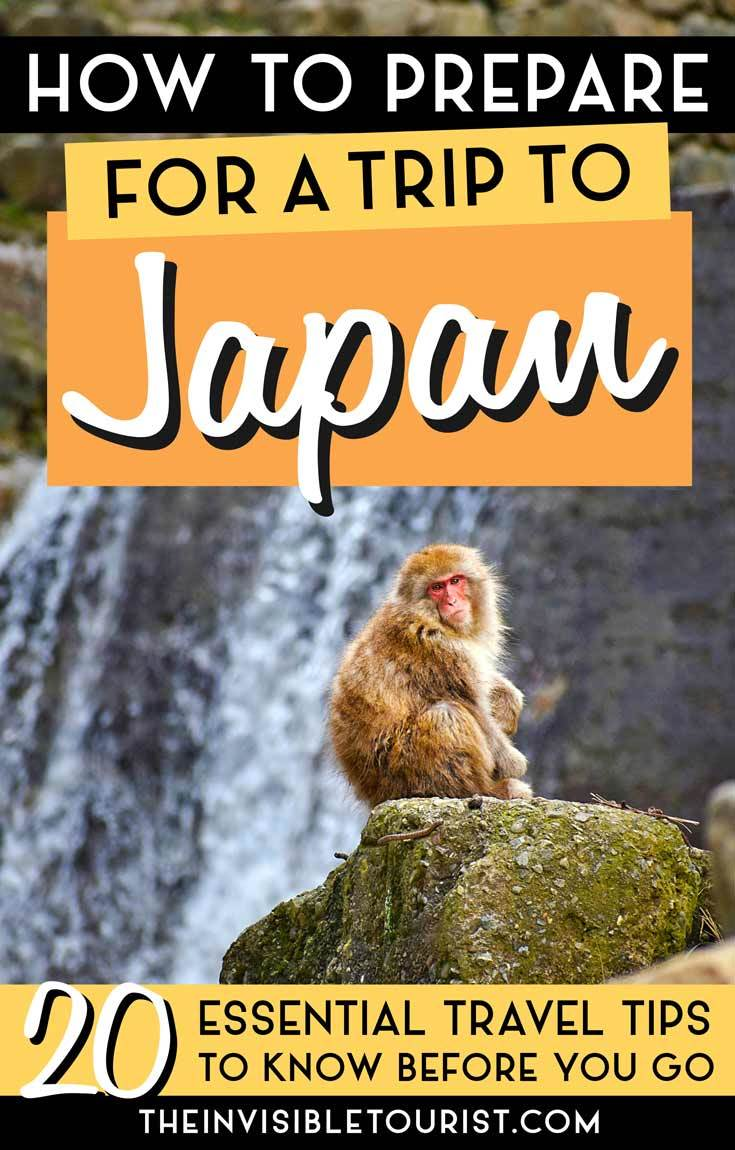 How to Prepare for a Trip to Japan: 20 Essential Travel Tips to Know Before You Go