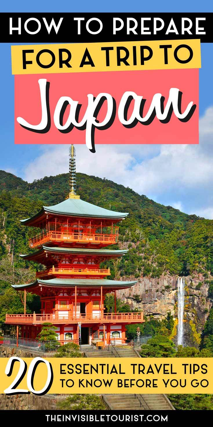 Planning a trip to Japan? 20 Essential Travel Tips to Know Before You Go