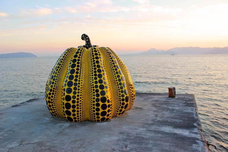 Is Naoshima Island a day trip from Osaka?