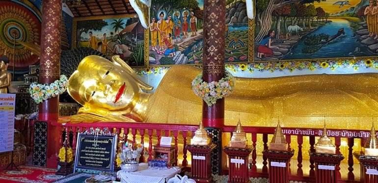 Conseils de voyage pour le Bouddha d'or à Chiang Mai
