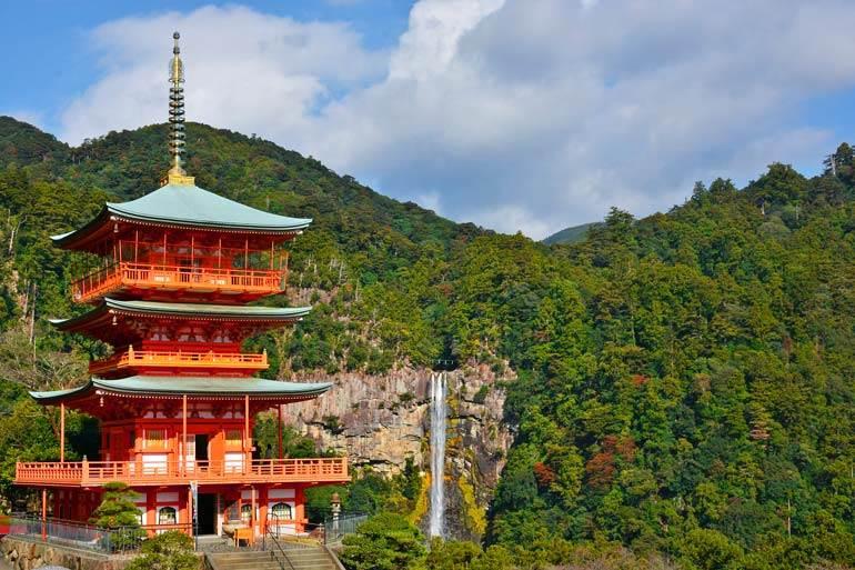 Wakayama au Japon hors des sentiers battus