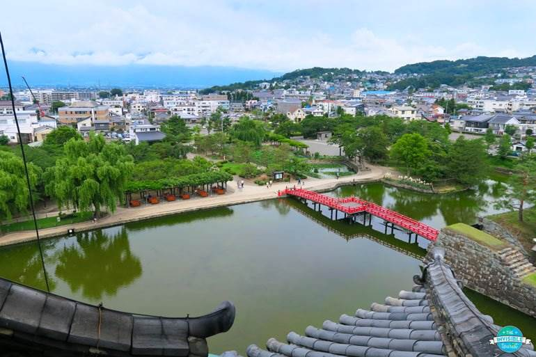 Le château de Matsumoto au Japon hors des sentiers battus