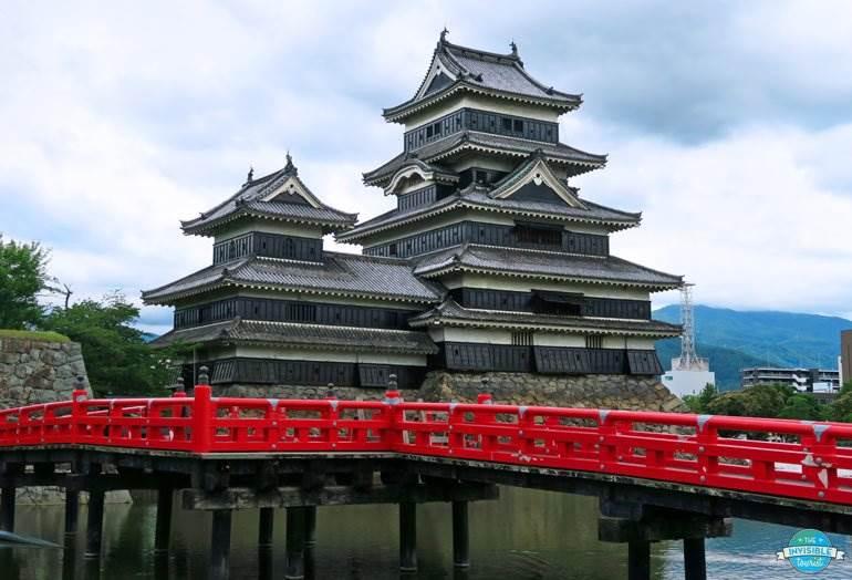 Château de Matsumoto au Japon hors des sentiers battus