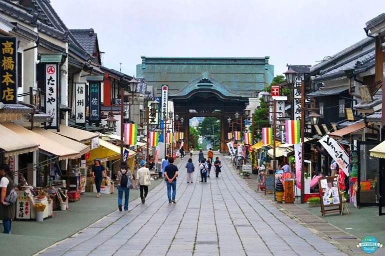 Nagano au Japon hors des sentiers battus