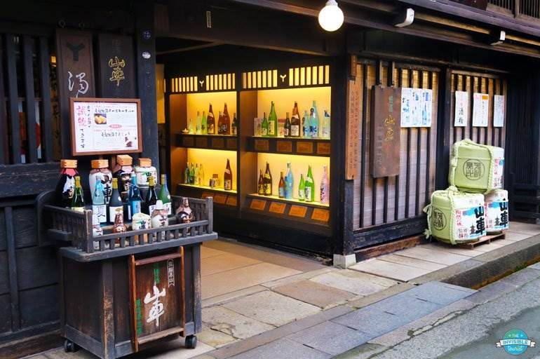 Sake Brewery, Takayama in Japan off the beaten path | The Invisible Tourist