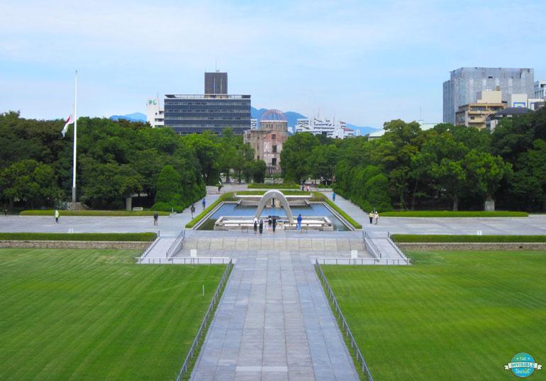 Choses incontournables à faire à Hiroshima: Peace Park