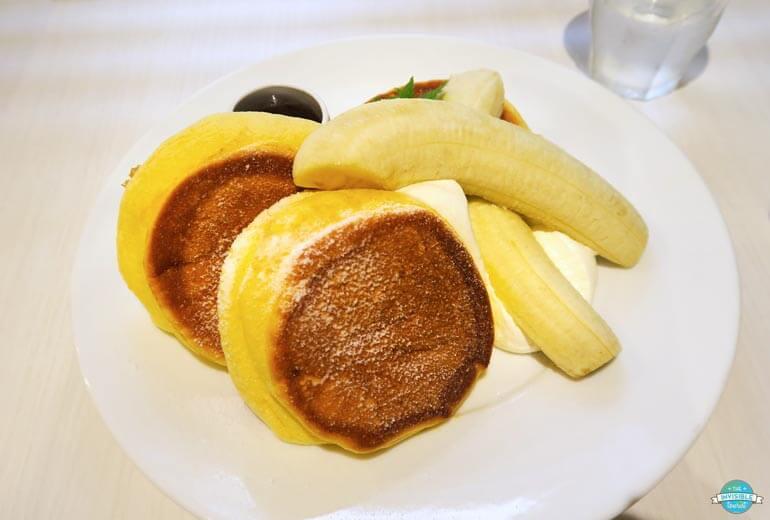 Que manger à Hiroshima? Essayez les crêpes souflee!