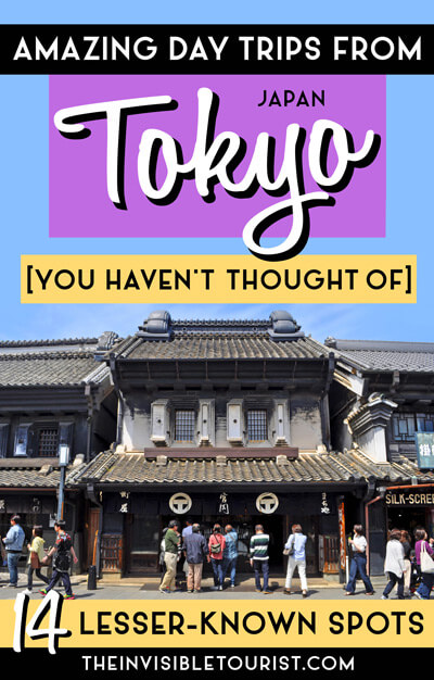 Amazing Year-Round Day Trips from Tokyo You Haven't Thought Of | The Invisible Tourist