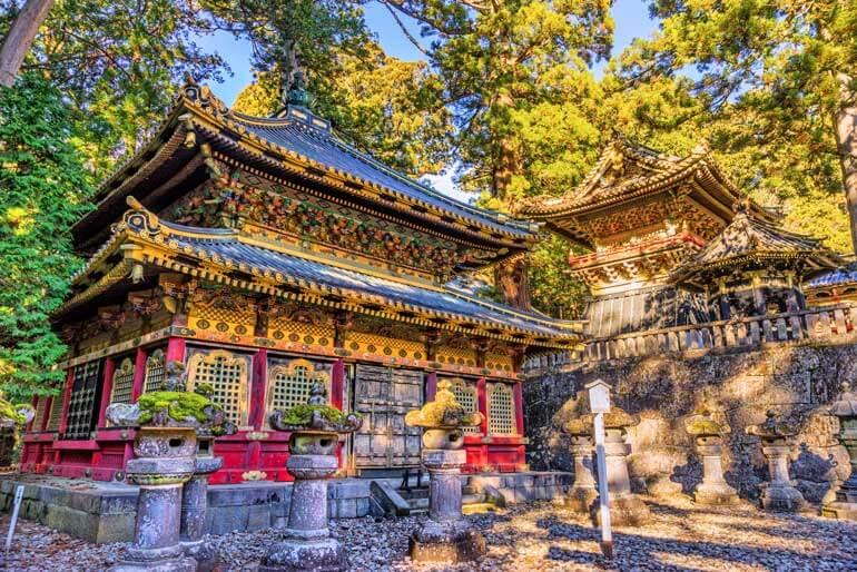 Nikko est l'un des voyages de rêve à Tokyo