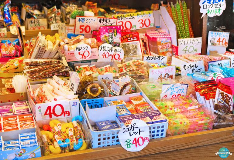 Dagashiya, Kawagoe - Japan | The invisible tourist