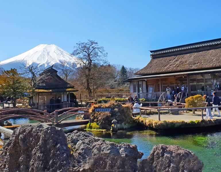 Best Tokyo to Mt Fuji Day Trip: Lakes, Sacred Sites & Shopping