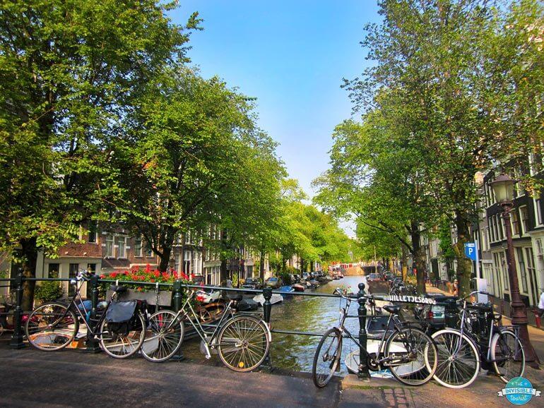 Hilletjesbrug, Amsterdam, Netherlands