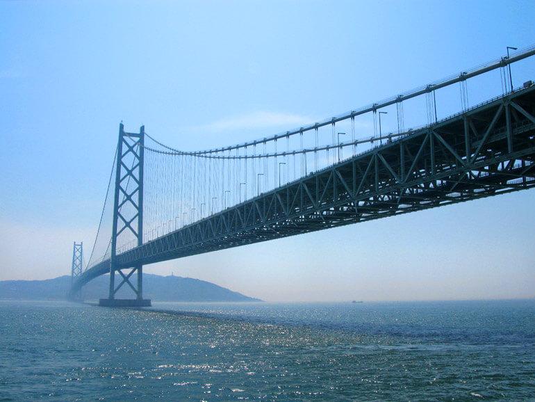 Akashi Kaikyo Bridge & Awajima Day Trip from Osaka