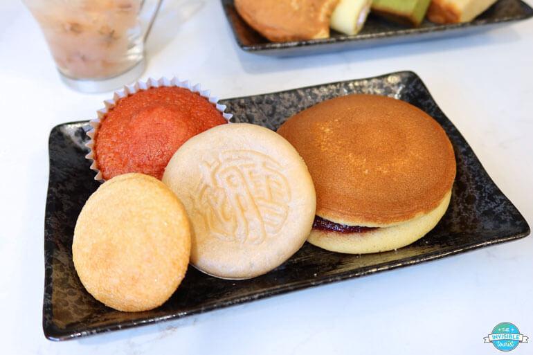 Japanese Dorayaki & Mochi Monaka