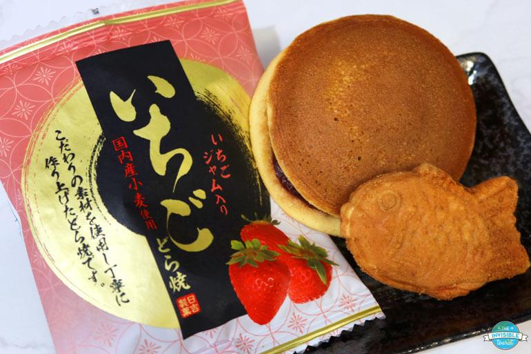 Taiyaki & Dorayaki Authentic Japanese Sweets