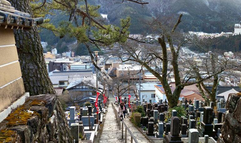 Views from Onsen-ji, ,Gero Onsen